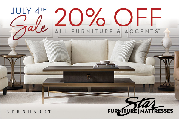 The Best Furniture Deals This July 4 at Star Furniture
