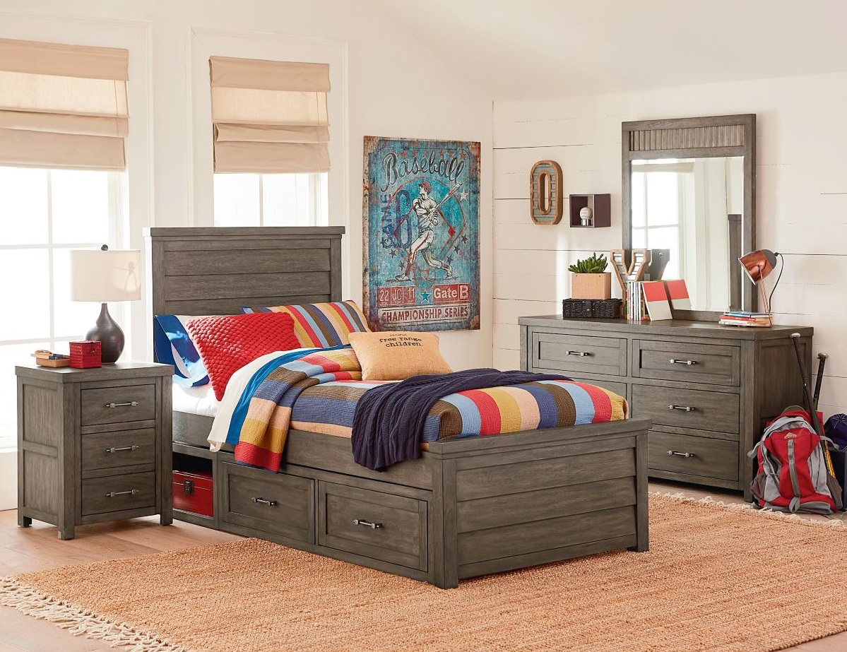 New House Checklist: Kids' Bedroom Furniture & Décor Must-Haves
