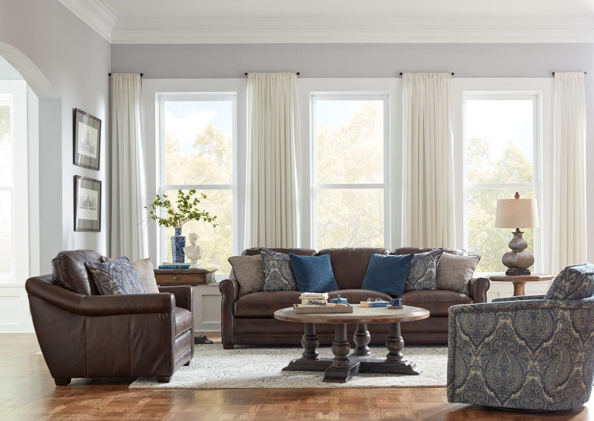 How to Arrange Furniture in an Awkward Living Room
