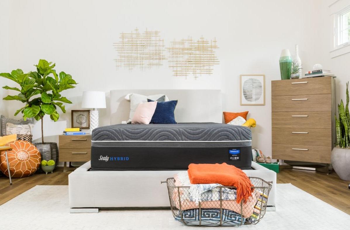 Star Furniture Mattress Brand Spotlight: Sealy Mattresses